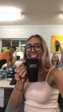 the cwoffee